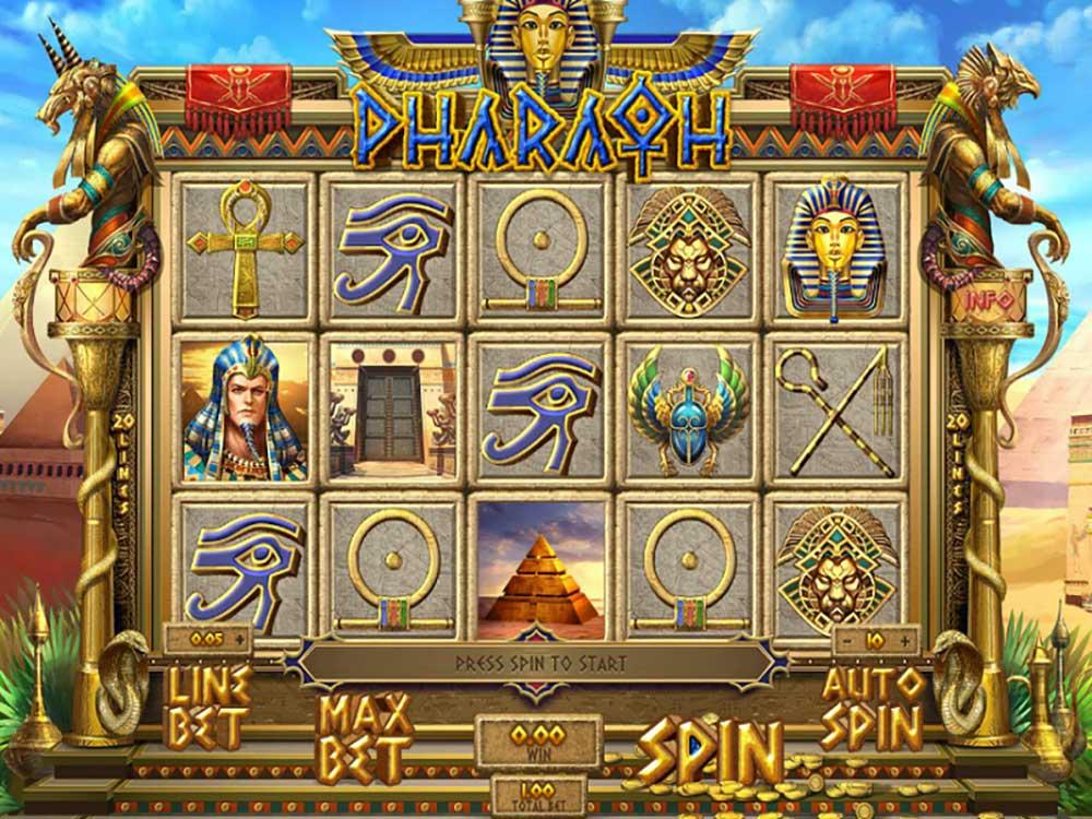 tragamonedas faraon