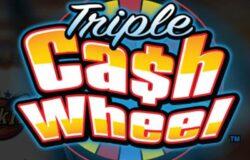 Máquinas tragamonedas Triple Cash Wheel