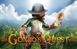Maquinas tragamonedas Gonzo's Quest